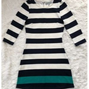 NWOT Almost Famous Striped Bodycon Dress Small